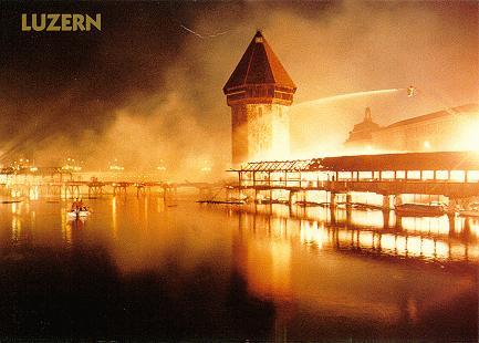 Puente de fuego